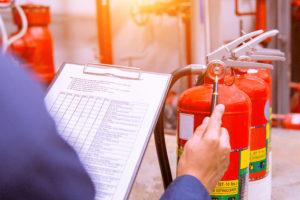 HSE Fire Risk Assessment Middlesbrough