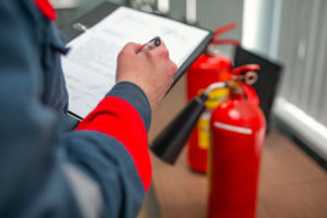 Fire Extinguishers in Middlesbrough